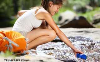 10 способов очистки воды в походных условиях
