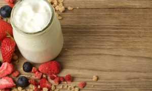 Греческий йогурт — пищевая ценность, польза, рецепты