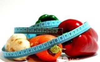 Правильная диета питания рамн — основные принципы