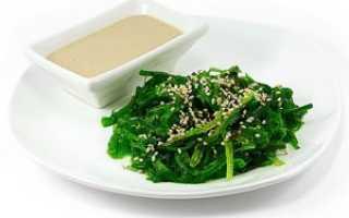 Водоросли морские чука – калорийность, полезные свойства, пищевая ценность, витамины