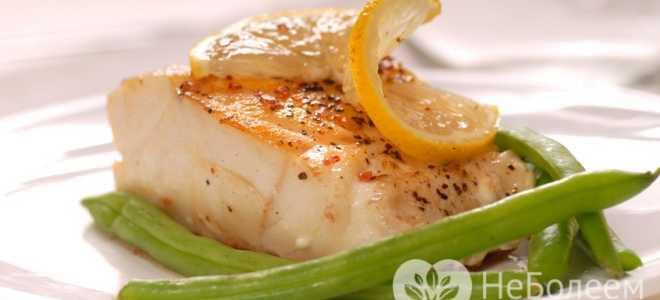 Треска — калорийность, польза, применение, пищевая ценность, витамины