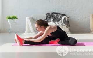 Стрейчинг — упражнения, тренировка, противопоказания