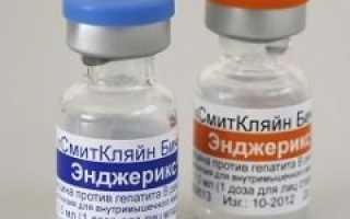 Энджерикс b – инструкция по применению вакцины, отзывы о прививке