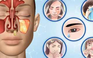 Последствия гайморита: осложнения у взрослых и детей