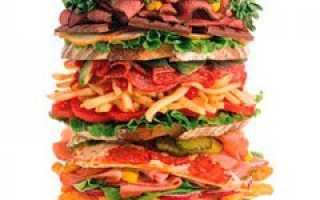 Питание человека: мы — то, что мы едим?